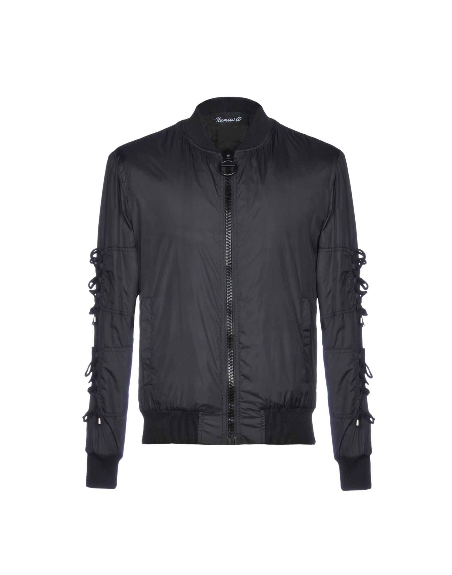 NUMERO00 Bomber in Black