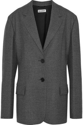 JIL SANDER Delon wool-blend blazer
