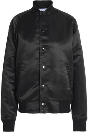 OAK Sateen bomber jacket