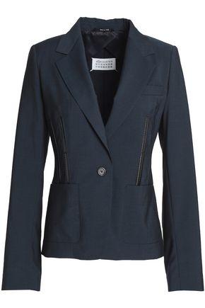 MAISON MARGIELA Embellished wool blazer