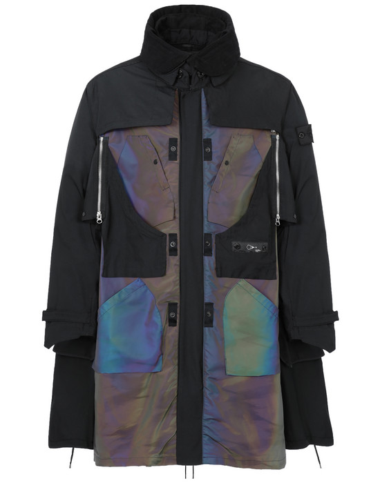 41834284lm - COATS & JACKETS STONE ISLAND SHADOW PROJECT