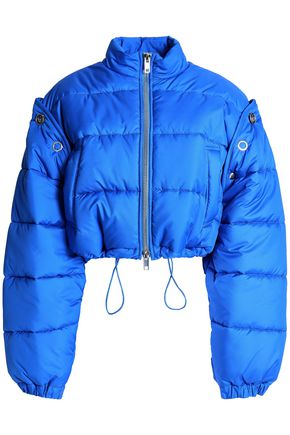 3.1 PHILLIP LIM Quilted shell down jacket