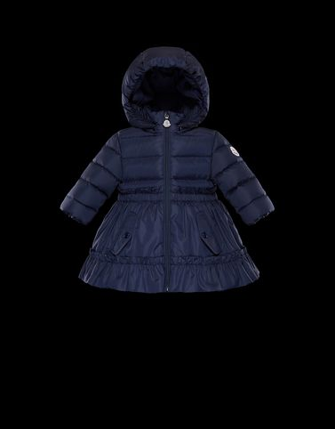 MONCLER VAIREA - Long outerwear - women