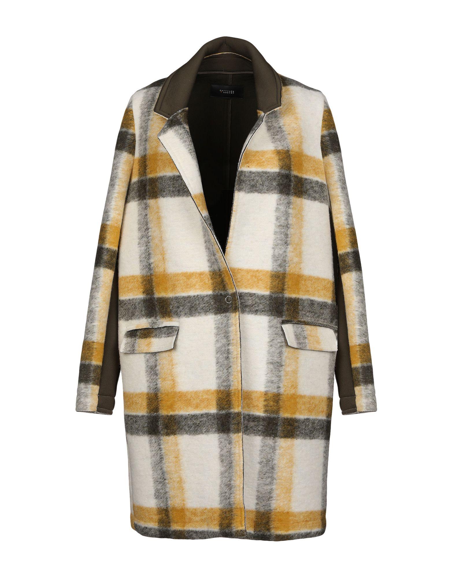 GERTRUDE + GASTON Пальто gertrude gaston пальто