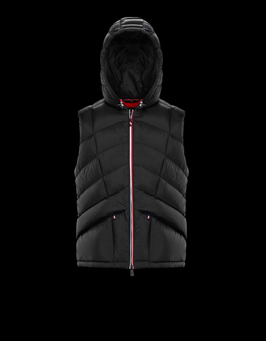 ROSSINIERE Black Grenoble Jackets and Down Jackets