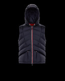 MONCLER ROSSINIERE - Vests - men