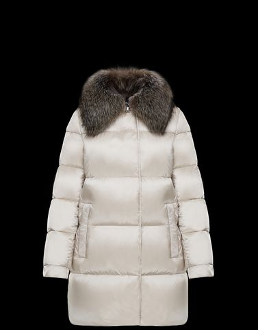 MONCLER LORIOT - Long outerwear - women