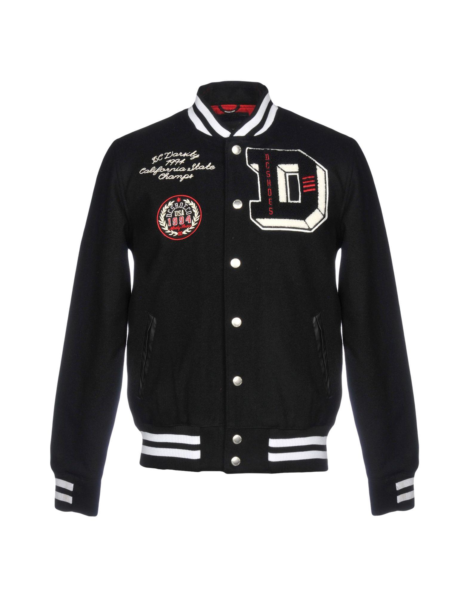 DC SHOECOUSA Куртка куртка dc dcla tango red