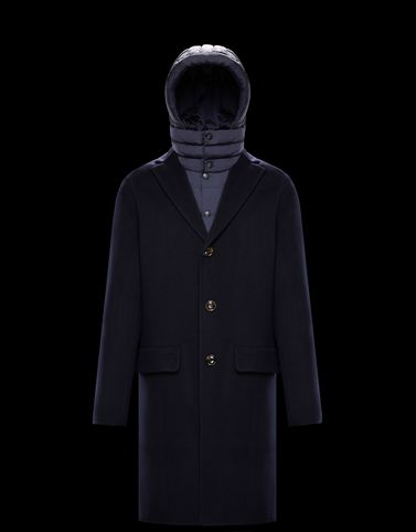 MONCLER GUILAIN - Coats - men