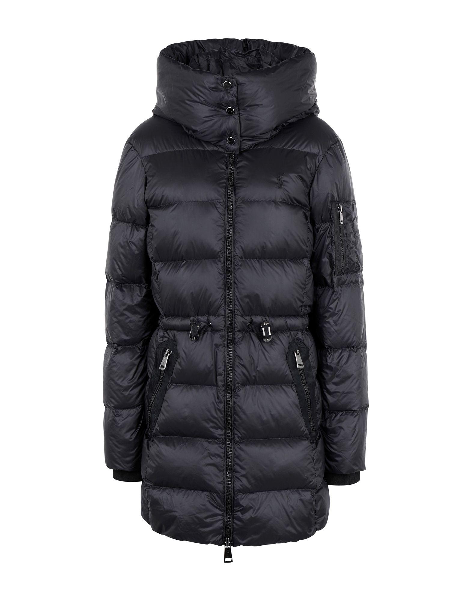 《セール開催中》POLO RALPH LAUREN レディース ダウンジャケット ブラック XS ナイロン 100% Long Down fill coat