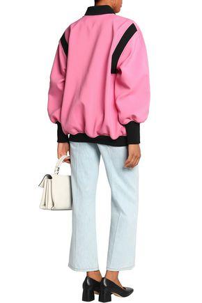 MARNI Woven bomber jacket