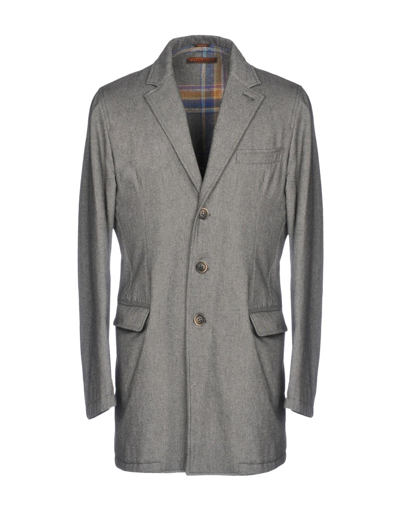 《送料無料》WATERVILLE メンズ コート グレー 50 ナイロン 100%
