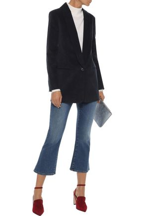 IRIS & INK Dallas cotton-blend corduroy blazer