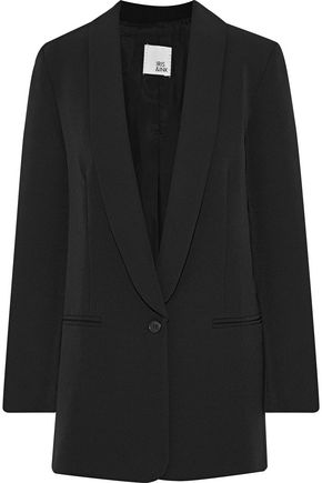 IRIS & INK Esther crepe blazer