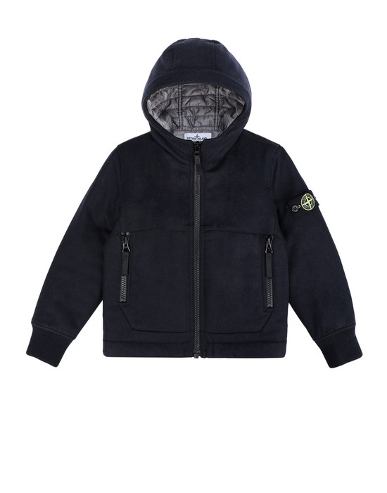 Mid-length jacket 40737 STONE ISLAND JUNIOR - 0