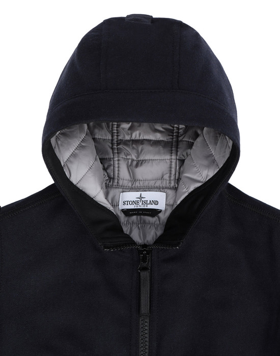 41835573ko - 코트 - 재킷 STONE ISLAND JUNIOR