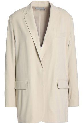 VINCE. Crepe blazer