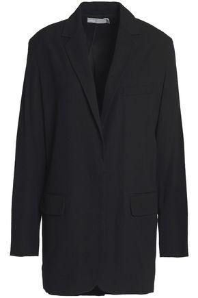 VINCE. Woven blazer