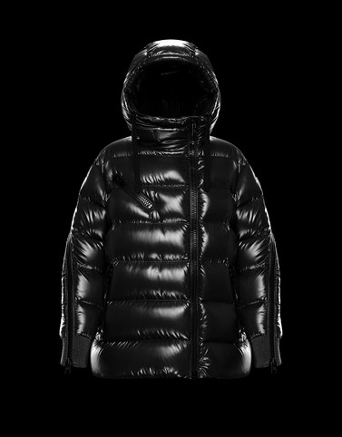 LIRIOPE Black Short Down Jackets