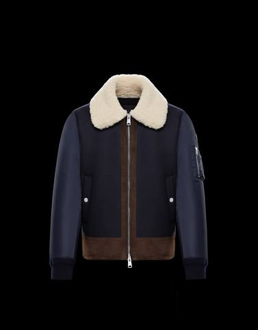 MONCLER PLOVAN - Overcoats - men