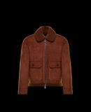 MONCLER DORIAN - Overcoats - men