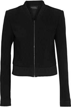 BRANDON MAXWELL Crepe jacket
