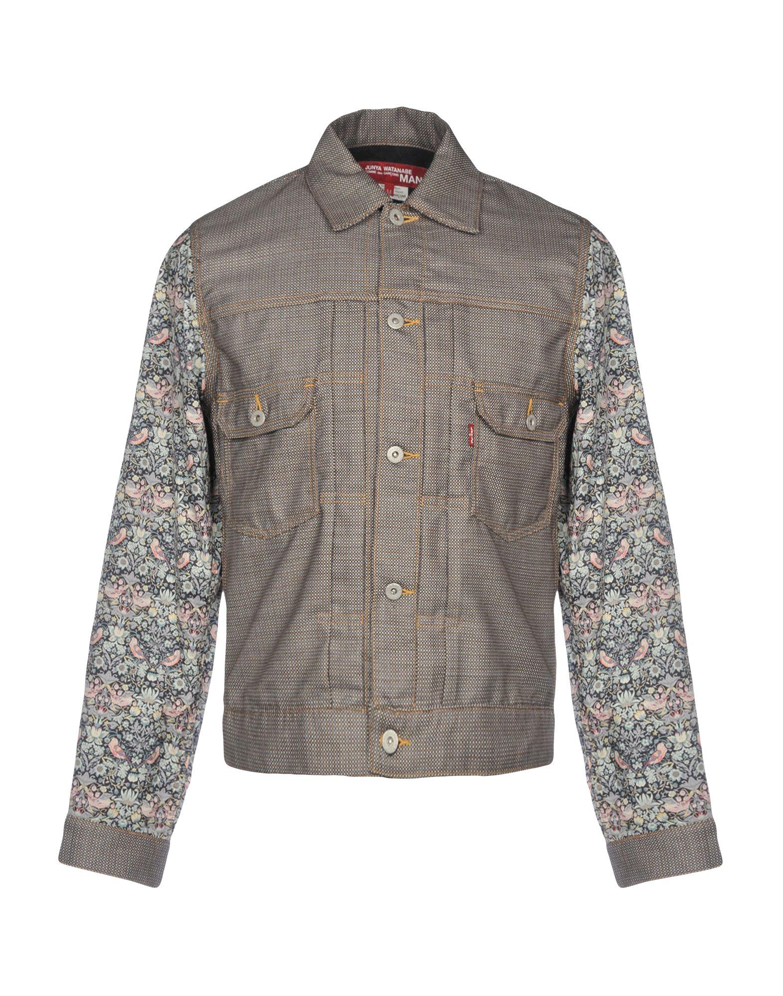 JUNYA WATANABE COMME des GARÇONS MAN X LEVI'S Куртка junya watanabe куртка