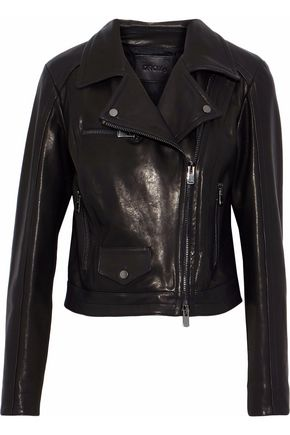 DROMe Leather biker jacket
