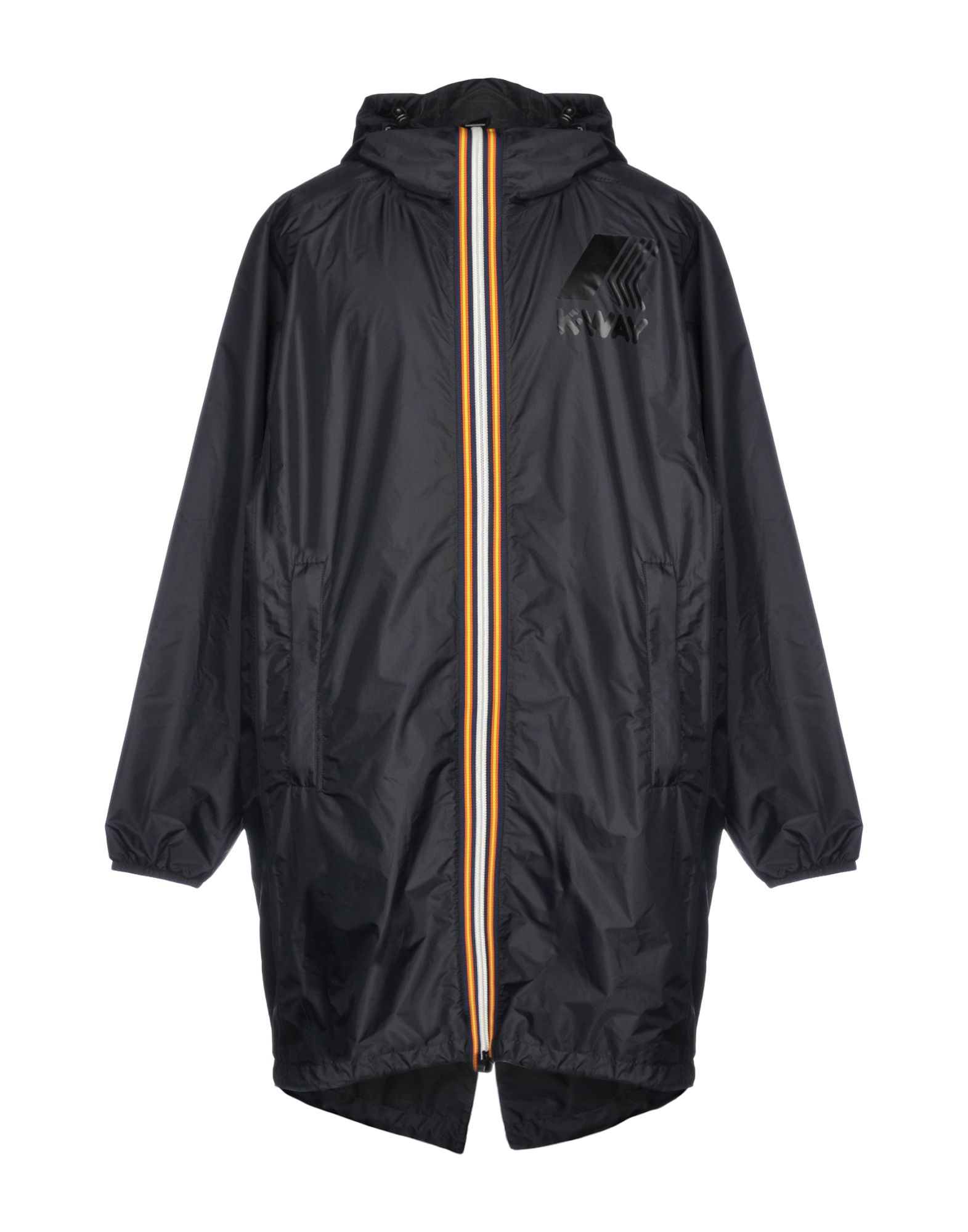DSQUARED2 x K-WAY Легкое пальто filippa k пиджак