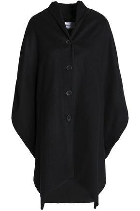 CHALAYAN Oversized brushed wool-blend jacket