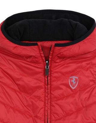 Scuderia Ferrari Online Store - Reversible boys' vest - Vests