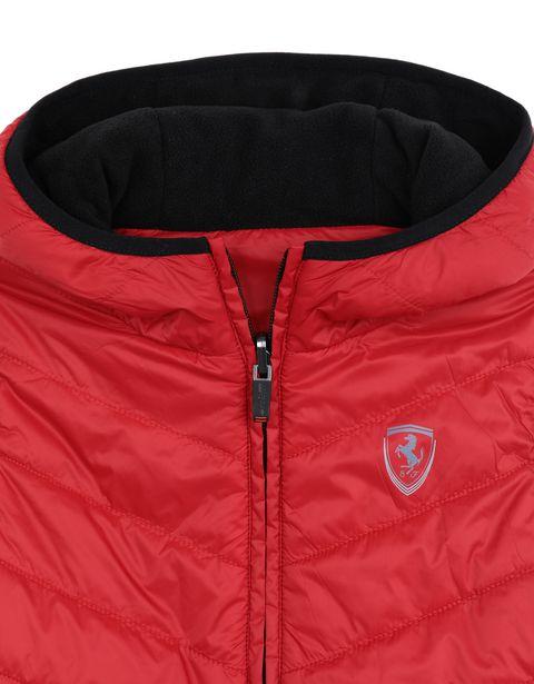 Scuderia Ferrari Online Store - Reversible children's gilet - Vests