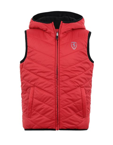 Reversible children's gilet