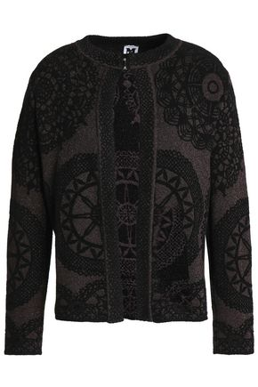 M MISSONI Jacquard-knit jacket
