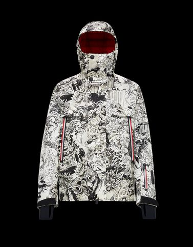 Moncler Grenoble Jackets and Down Jackets Man: BARCIS