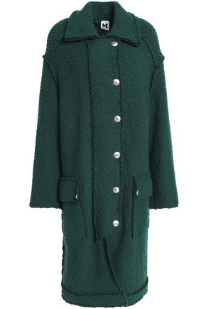 M MISSONI Double-breasted bouclé coat