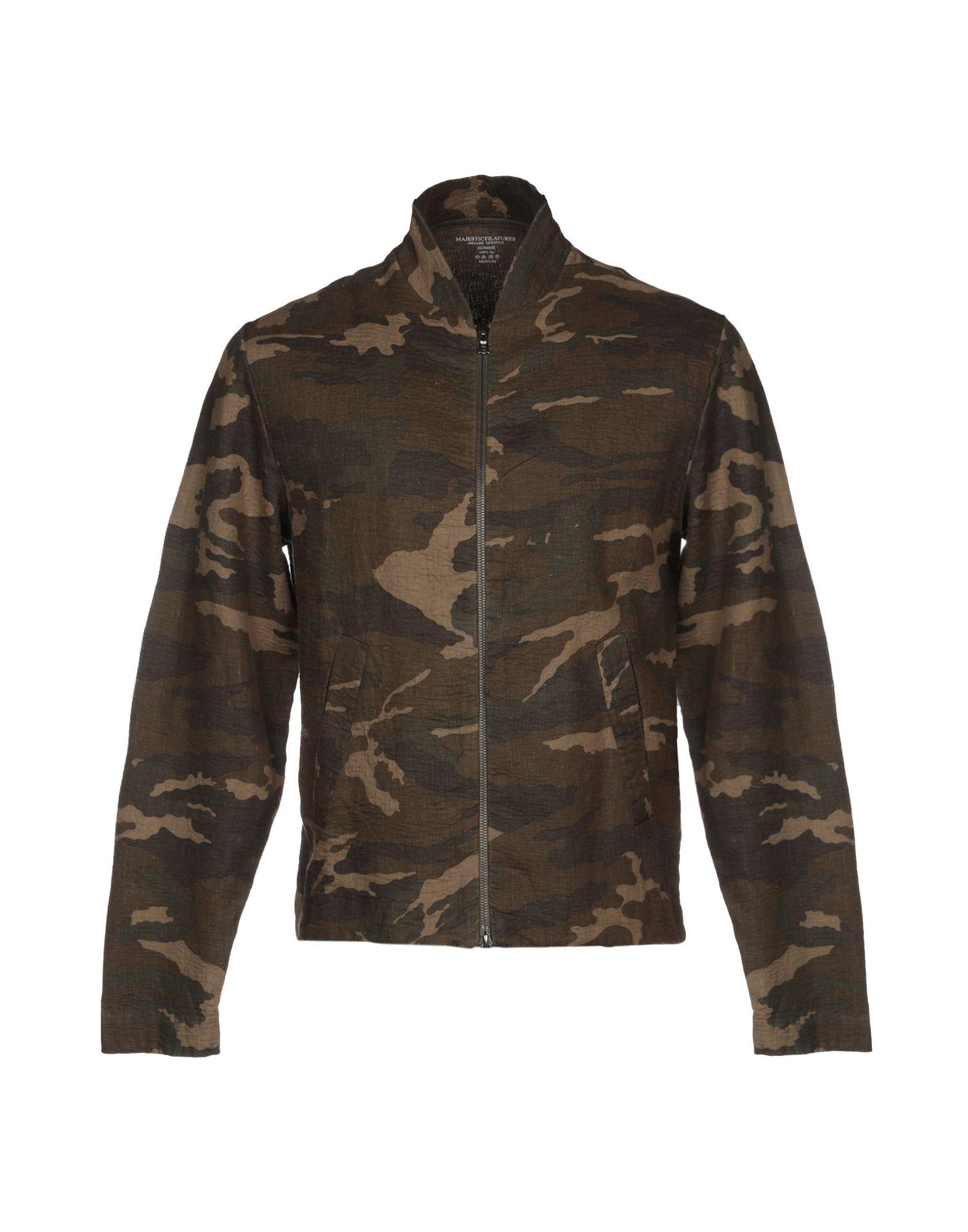 MAJESTIC FILATURES Куртка недорго, оригинальная цена
