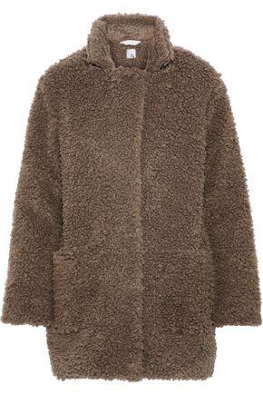 IRIS & INK Tabitha bouclé coat