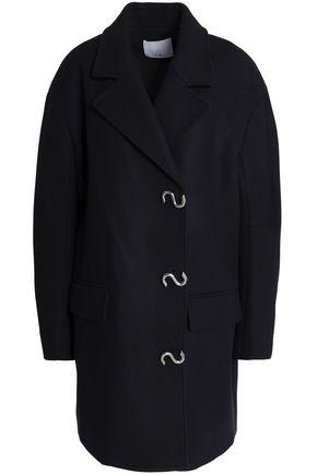 TIBI Wool-blend felt coat