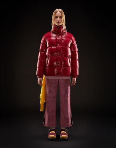 Moncler 短款外套 Woman: DERVAUX