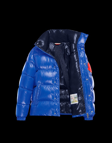 moncler jacket BLU
