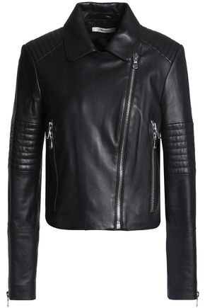 J BRAND Leather biker jacket