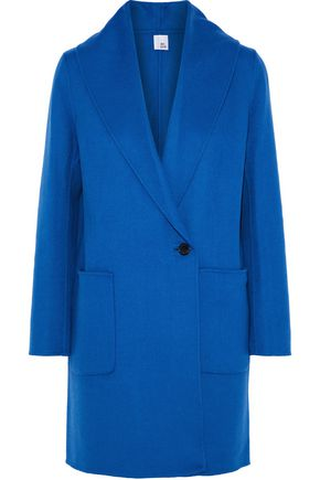 IRIS & INK Reece wool and cashmere-blend coat