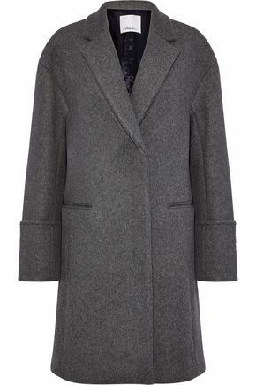 3.1 PHILLIP LIM Brushed wool-blend coat
