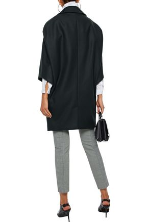 CHALAYAN Wool-blend twill coat