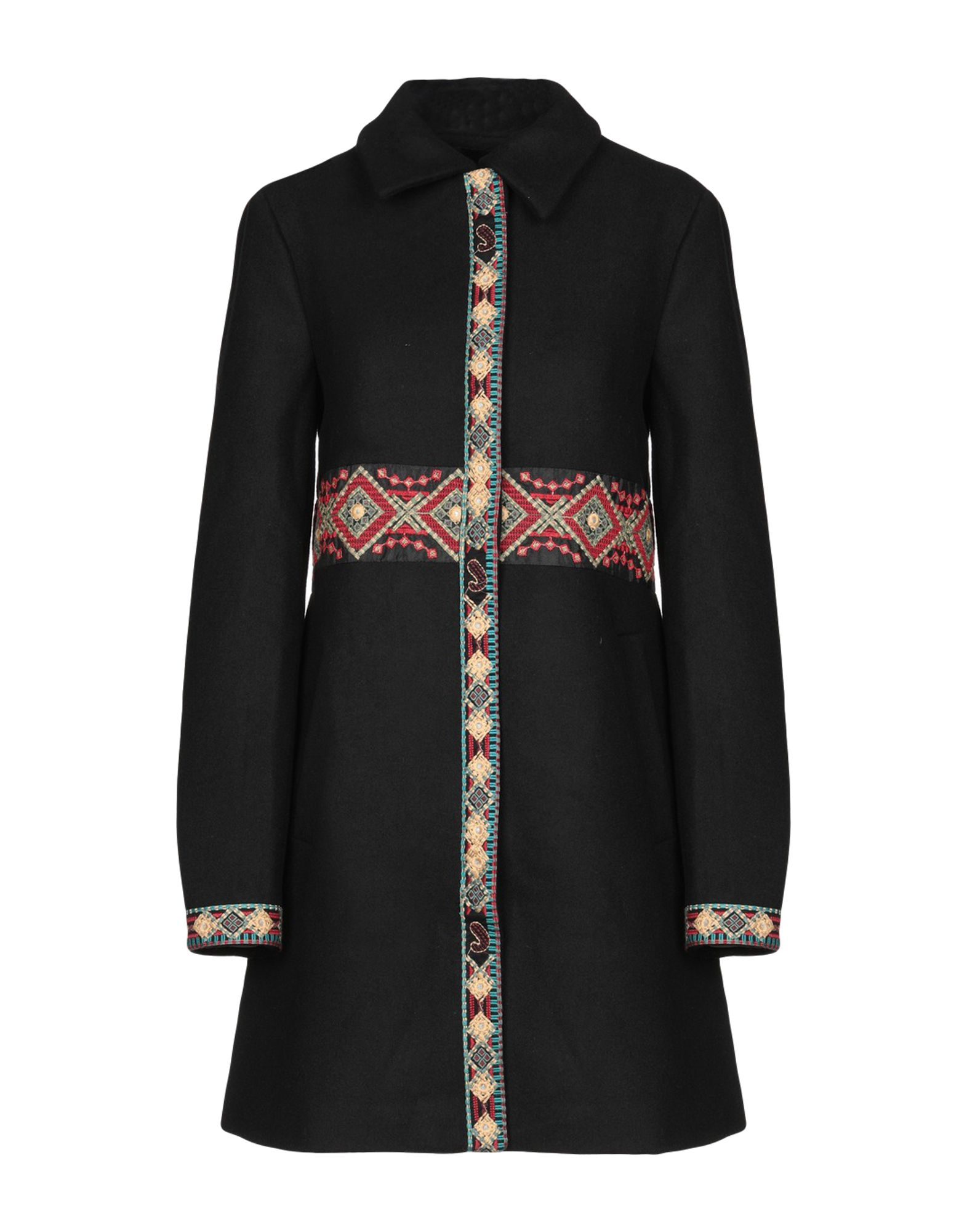 DESIGUAL Пальто пальто desigual desigual de002ewcccg3