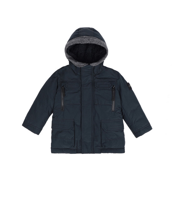 STONE ISLAND BABY Mid-length jacket 40634 MICRO REPS DOWN