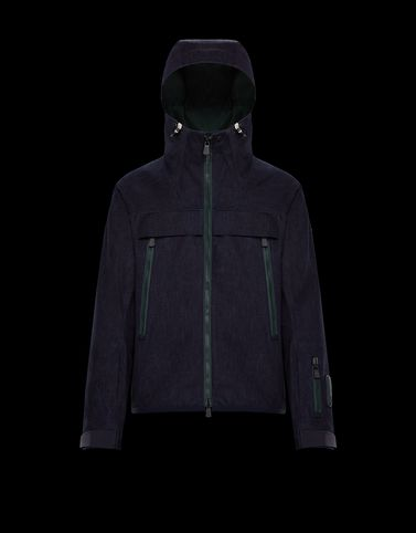 Moncler Grenoble Jackets and Down Jackets Man: REITH