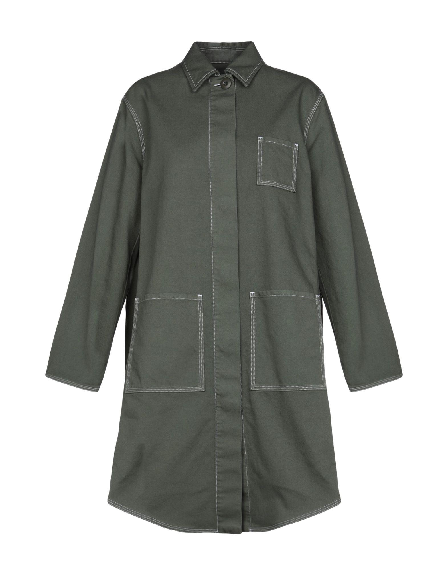 MM6 MAISON MARGIELA Легкое пальто mm6 maison margiela легкое пальто