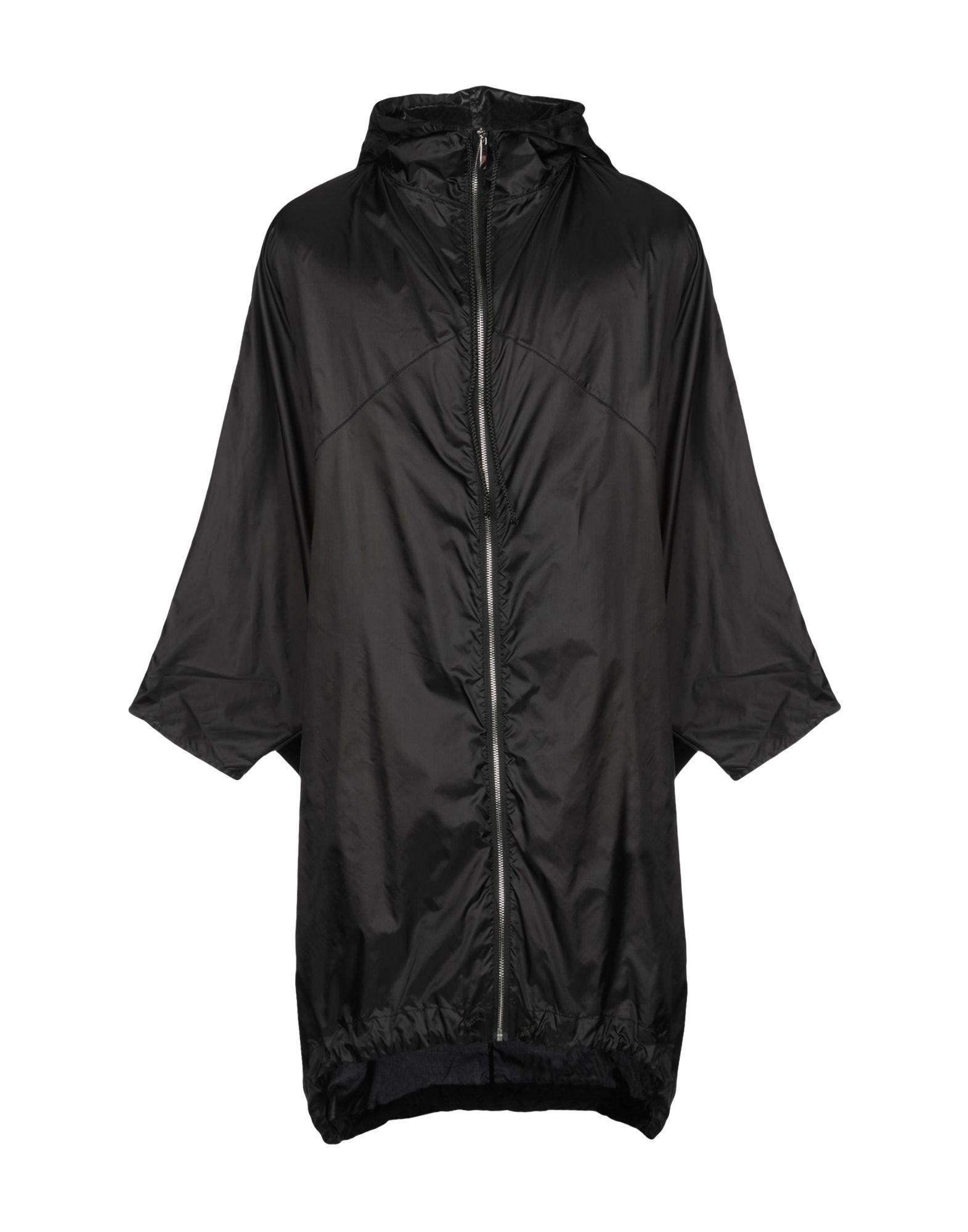 《セール開催中》BERNA メンズ ライトコート ブラック I 100% ポリエステル